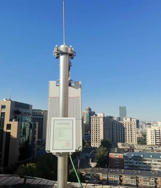华为率先获得首张5G基站设备的进网许可证